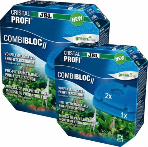 JBL CombiBloc II für CristalProfi Außenfilter e-Serie