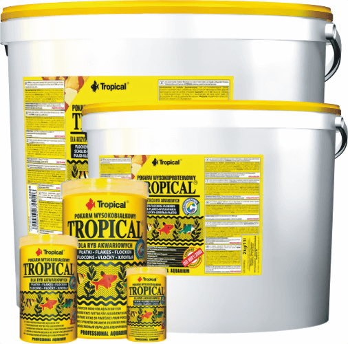 Tropical Heimtierbedarf Tropical TROPICAL 600 ml